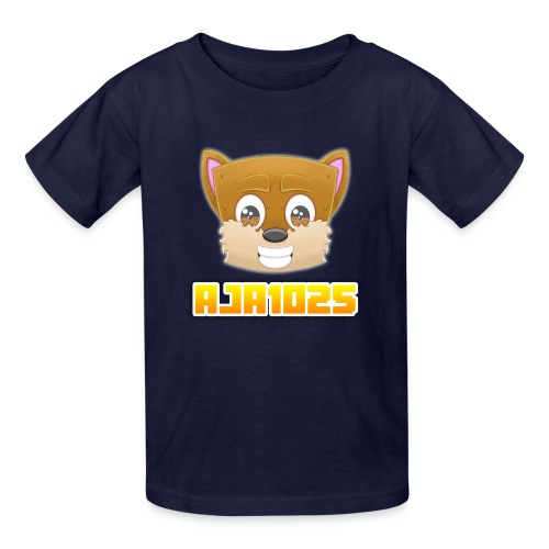 aja1025 Merchandise - Kids' T-Shirt