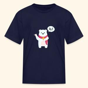 Adorable Bear - Kids' T-Shirt