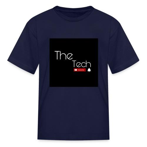 The Tech t-shirts - Kids' T-Shirt