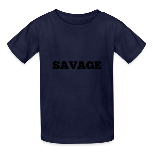 Kids savage merchandise - Kids' T-Shirt