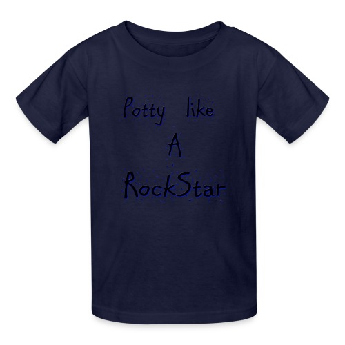potty - Kids' T-Shirt