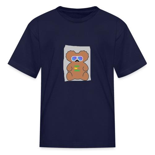 Aussie Dad Gaming Koala - Kids' T-Shirt