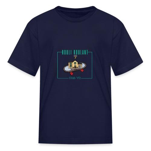 Rouli-Roulant club VR - Kids' T-Shirt