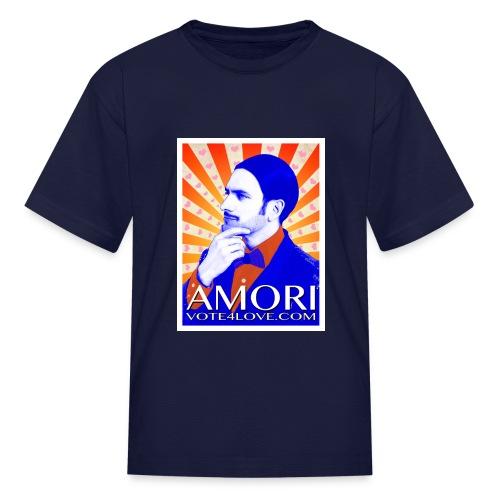 Amori_poster_1d - Kids' T-Shirt