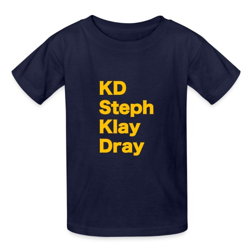 GSW - Kids' T-Shirt