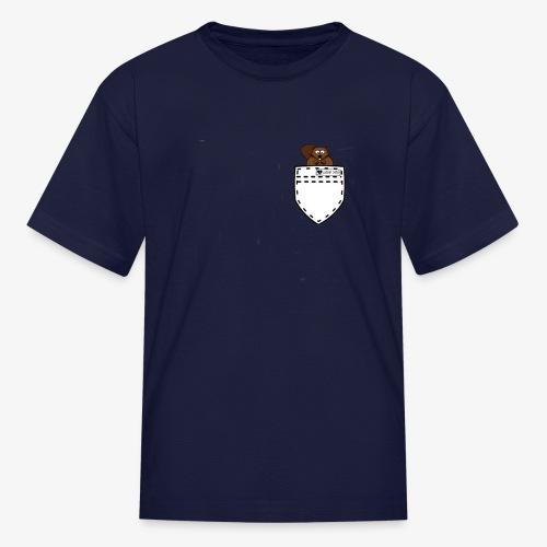 POCKET SQUIRREL - Kids' T-Shirt