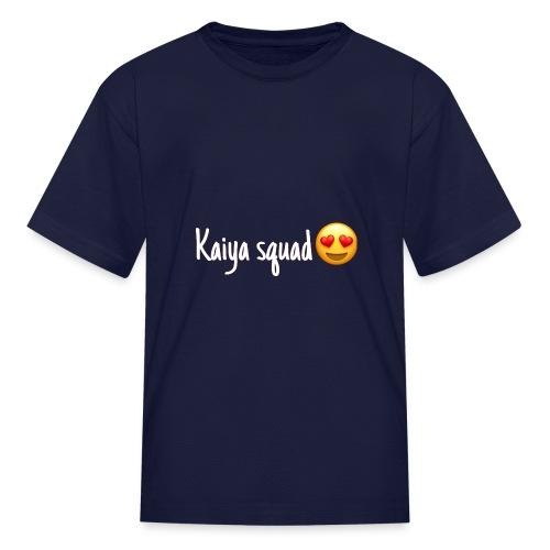 Kaiya's merch - Kids' T-Shirt