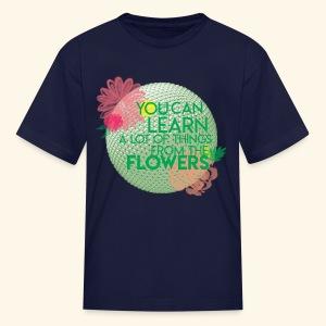 flowerandgarden - Kids' T-Shirt