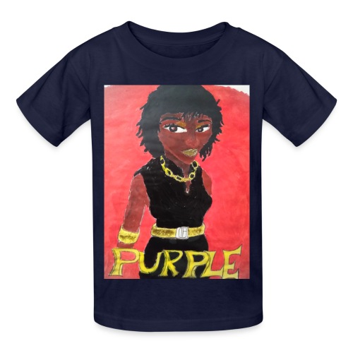 Nigerian - Kids' T-Shirt