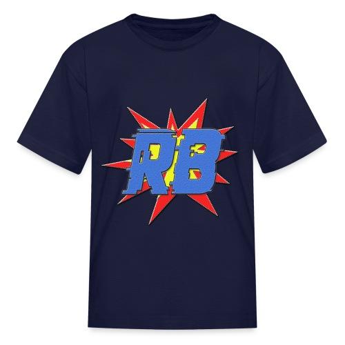 Ronbon Logo - Kids' T-Shirt