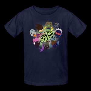 Overplayed Squad - Kids' T-Shirt