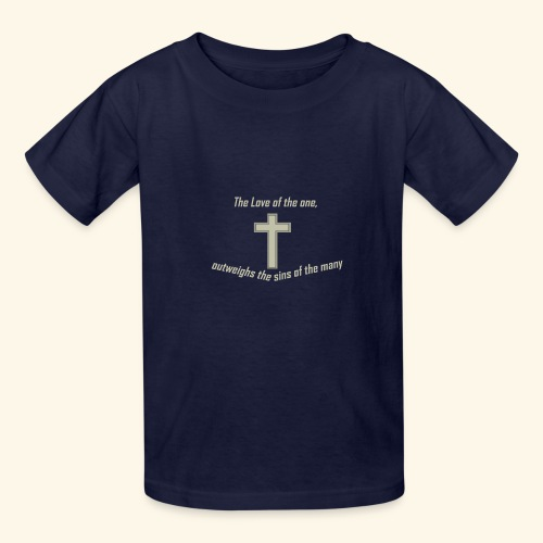 The Love of the One - Kids' T-Shirt