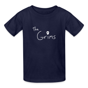 The Grims Logo - Kids' T-Shirt