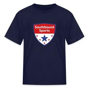 Southbound Sports Crest Logo - Kids' T-Shirt