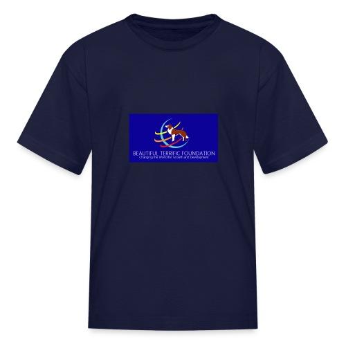 Beautiful Terrific Foundation 02 - Kids' T-Shirt
