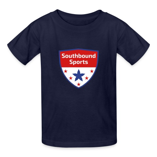 Southbound Sports Crest Logo - Kids' T-Shirt