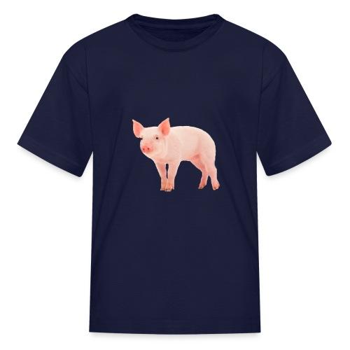 pig - Kids' T-Shirt