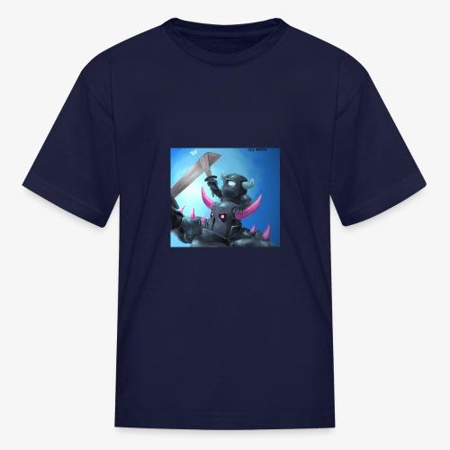 .P.E.K.K.A. & Mini P.E.K.K.A. - Kids' T-Shirt