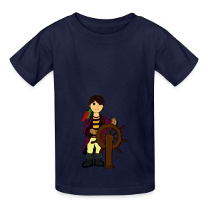 Alex the Great - Pirate - Kids' T-Shirt