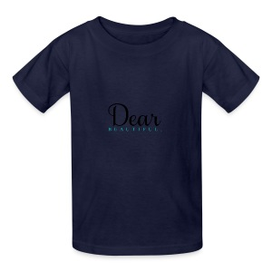 Dear Beautiful Campaign - Kids' T-Shirt