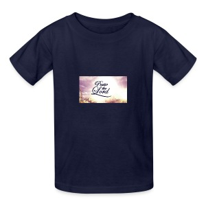 Praise The Lord T-Shirt - Kids' T-Shirt