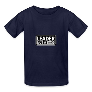 Leader - Kids' T-Shirt