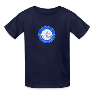 Successful Barber Seal - Kids' T-Shirt