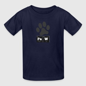 Periodic Elements: PaW - Kids' T-Shirt
