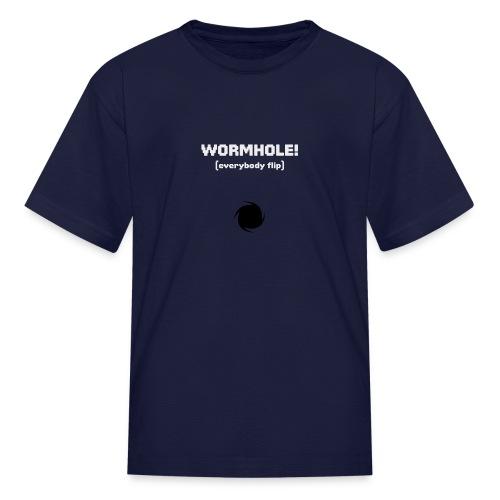 Spaceteam Wormhole! - Kids' T-Shirt