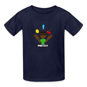 Pretzly Design - Kids' T-Shirt