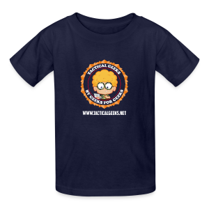 Tactical Geeks - Kids' T-Shirt