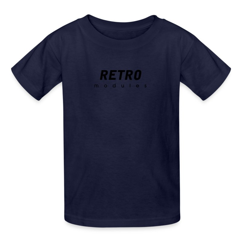 Retro Modules - sans frame - Kids' T-Shirt