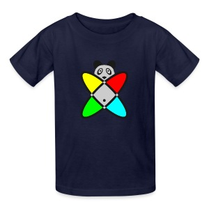 SCIENCE PANDA - Kids' T-Shirt