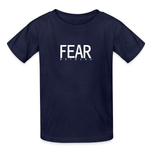 FEAR_NOTHING - Kids' T-Shirt