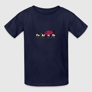 Periodic Elements: FeAtHEr - Kids' T-Shirt
