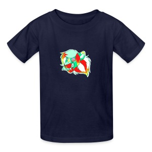 Psychedelic Lion - Kids' T-Shirt