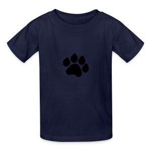Black Paw Stuff - Kids' T-Shirt