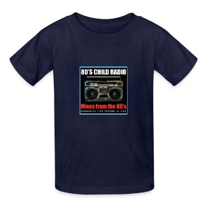Boom Box Logo - Kids' T-Shirt