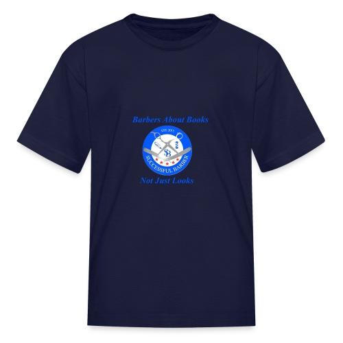 BarberShop Books - Kids' T-Shirt