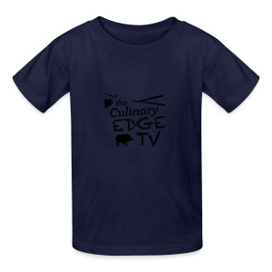 CETV Black Signature - Kids' T-Shirt