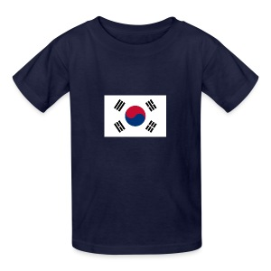 Flag of South Korea - Kids' T-Shirt