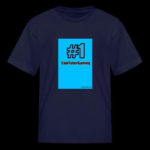 CoolTubergaming Shirts Mens,Women's and kids - Kids' T-Shirt