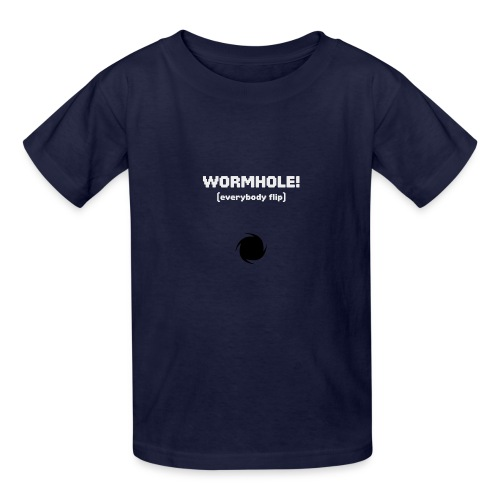 Spaceteam Wormhole! - Kids' T-Shirt