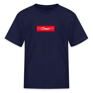 Cheer Merchandise - Kids' T-Shirt