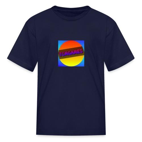 TCMGames NEW MERCH! - Kids' T-Shirt