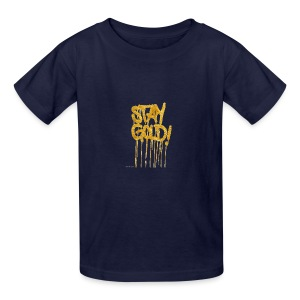 STAY GOLD - Kids' T-Shirt