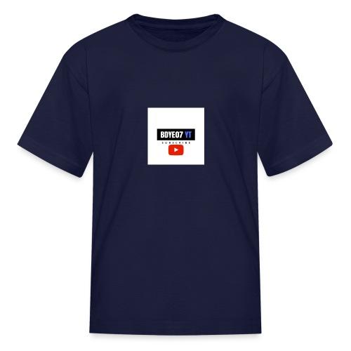 Bdye07 YT - Kids' T-Shirt