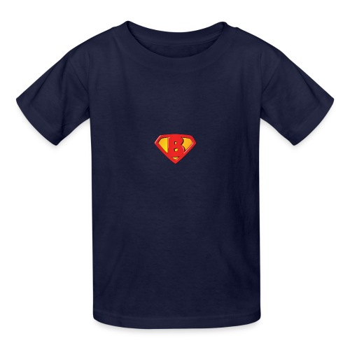Super B letters - Kids' T-Shirt