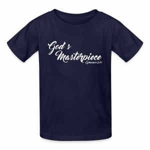 God's Masterpiece New Edition - Kids' T-Shirt