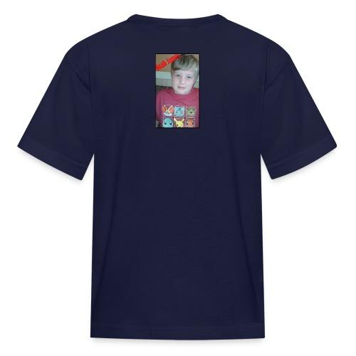 2017 07 30 23 11 22 - Kids' T-Shirt